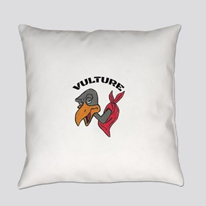 Vulture Everyday Pillow
