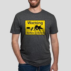 Surfers Crossing T-Shirt