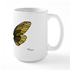 Demoiselle Logo Large Mug