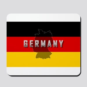 Germany Flag Extra Mousepad