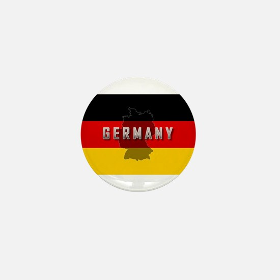 Germany Flag Extra Mini Button