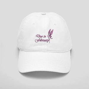 Due February Pink W Fairy Cap