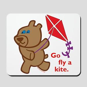 Fly a Kite Mousepad