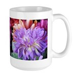 Flower Garden Large Mug