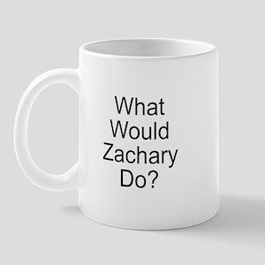 Zachary Mug