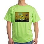 Massage Room Green T-Shirt