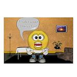 Massage Room Postcards (Package of 8)