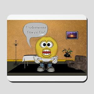 Massage Room Mousepad
