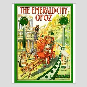 Emerald Small Poster