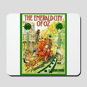 Emerald Mousepad