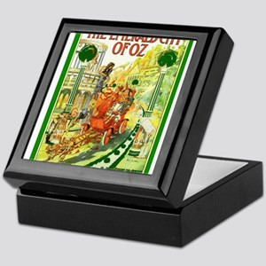 Emerald Keepsake Box