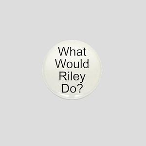 Riley Mini Button