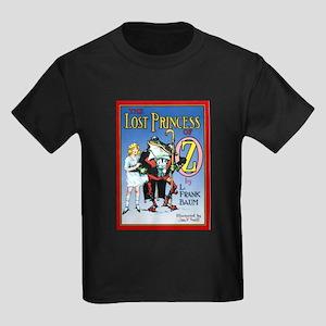 Princess Kids Dark T-Shirt