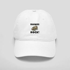 Rhinos Rock! Cap