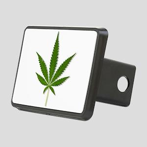 marijuana leaf Hitch Cover