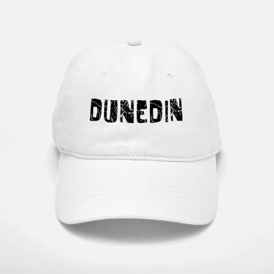 Dunedin Faded (Black) Baseball Baseball Cap