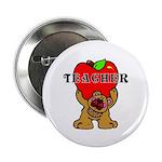 Teachers Apple Bear 2.25
