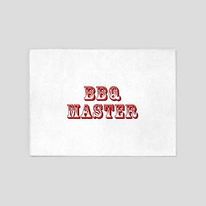 BBQ Master 5'x7'Area Rug