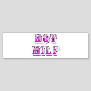 hot milf Bumper Sticker