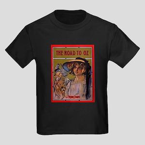 Road To Oz Kids Dark T-Shirt