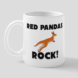 Red Pandas Rock! Mug