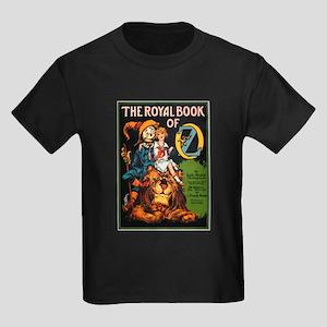 Royal Book Kids Dark T-Shirt