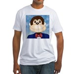 Monkey Fitted T-Shirt