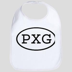 PXG Oval Bib