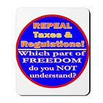 Repeal Taxes#2c Mousepad