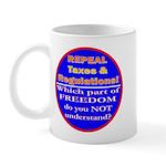 Repeal Taxes#2c Mug