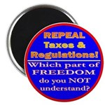 Repeal Taxes#2c Magnet
