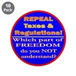 Repeal Taxes#2c 3.5