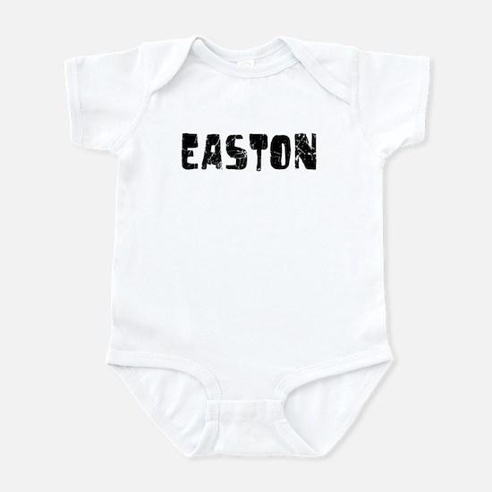 Easton Faded (Black) Infant Bodysuit