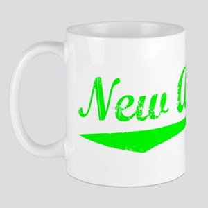 Vintage New Albany (Green) Mug