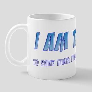 I Am the Ref Mug