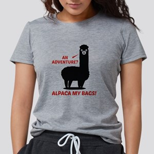 Alpaca My Bags White T-Shirt