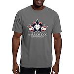 Tri-Logo Mens Comfort Colors Shirt T-Shirt