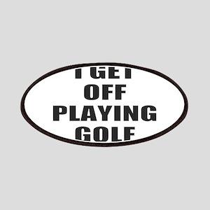 Golf thrill Patch