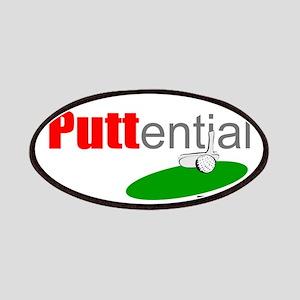 Cute golf Patch