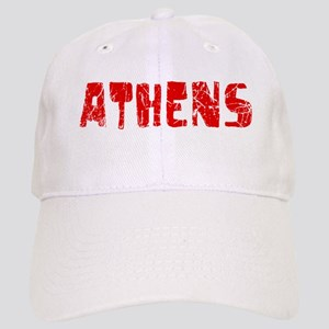 Athens Faded (Red) Cap