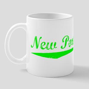 Vintage New Port R.. (Green) Mug
