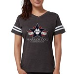 Tri Logo Womens Football Shirt T-Shirt