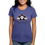 Tri Logo Womens Tri-Blend T-Shirt