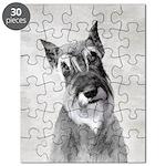Giant Schnauzer Puzzle