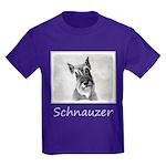 Giant Schnauzer Kids Dark T-Shirt