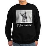 Giant Schnauzer Sweatshirt (dark)