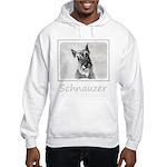 Giant Schnauzer Hooded Sweatshirt