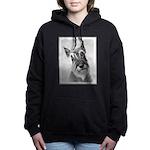 Giant Schnauzer Women's Hooded Sweatshirt