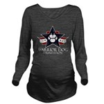 Tri Logo Long Sleeve Maternity T-Shirt