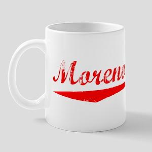 Vintage Moreno Val.. (Red) Mug